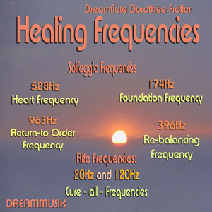 Healing Frequencies Meditation Music